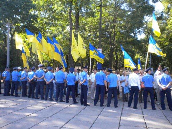 Одесса отметила 20-тую годовщину Независимости Украины (фоторепортаж), фото-4