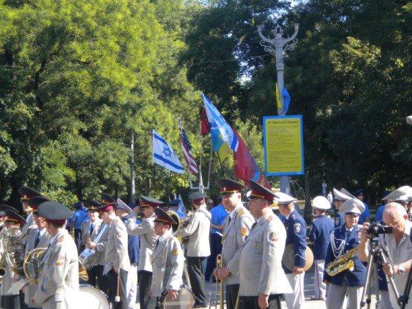 Одесса отметила 20-тую годовщину Независимости Украины (фоторепортаж), фото-8