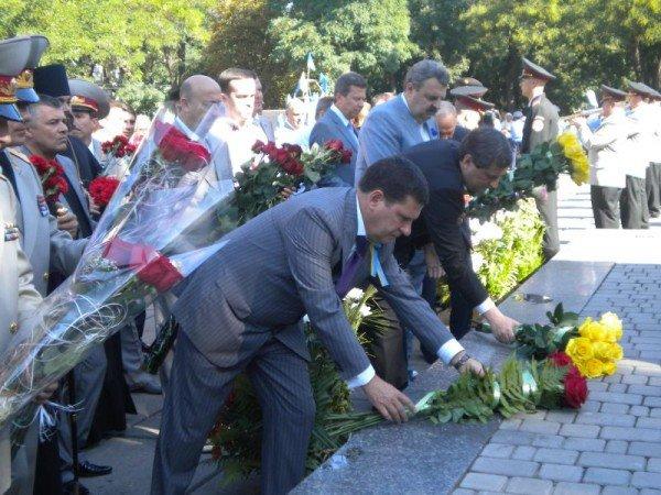 Одесса отметила 20-тую годовщину Независимости Украины (фоторепортаж), фото-6