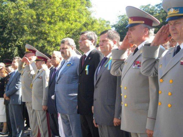 Одесса отметила 20-тую годовщину Независимости Украины (фоторепортаж), фото-7
