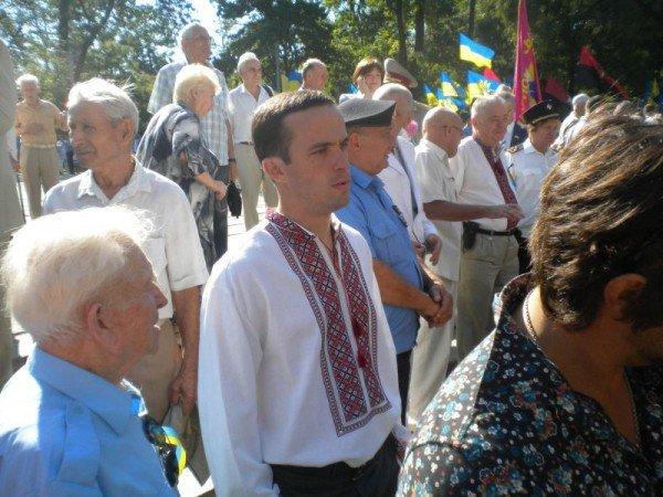 Одесса отметила 20-тую годовщину Независимости Украины (фоторепортаж), фото-3