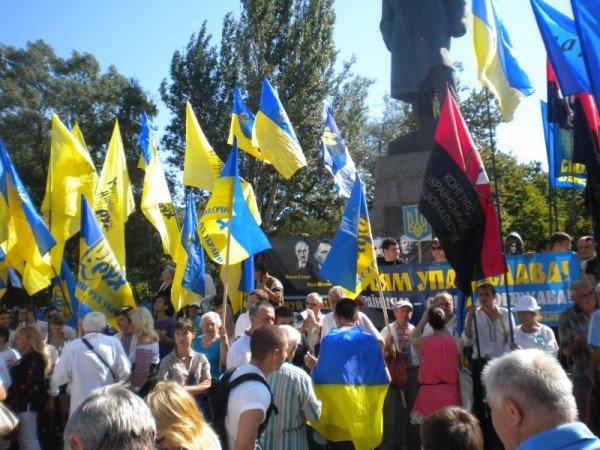 Одесса отметила 20-тую годовщину Независимости Украины (фоторепортаж), фото-2