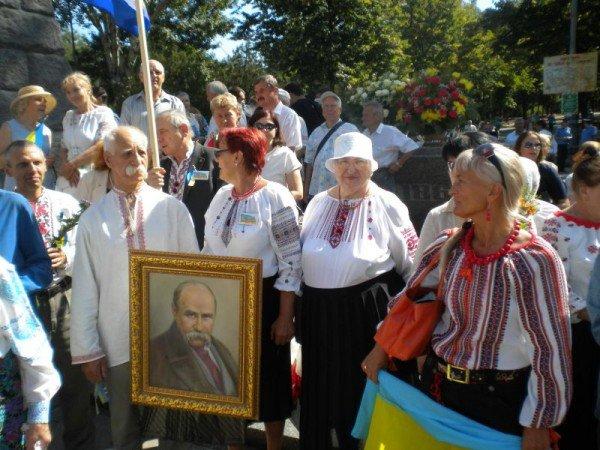 Одесса отметила 20-тую годовщину Независимости Украины (фоторепортаж), фото-1