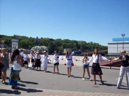 В Одессе зафиксирован рекорд вышиванок! (фоторепортаж), фото-2