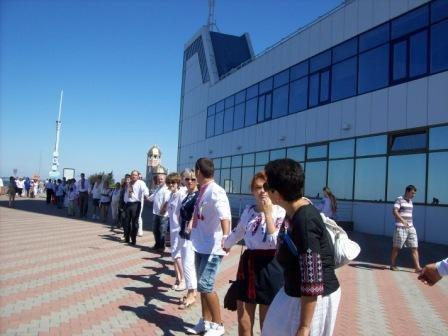 В Одессе зафиксирован рекорд вышиванок! (фоторепортаж), фото-4