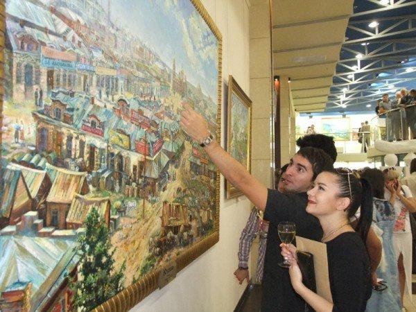 В Донецке открыли выставочный центр «АртДонбасс» (фото), фото-3