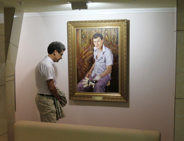 В Донецке открыли выставочный центр «АртДонбасс» (фото), фото-10