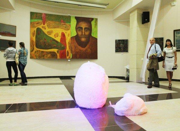 В Донецке открыли выставочный центр «АртДонбасс» (фото), фото-6