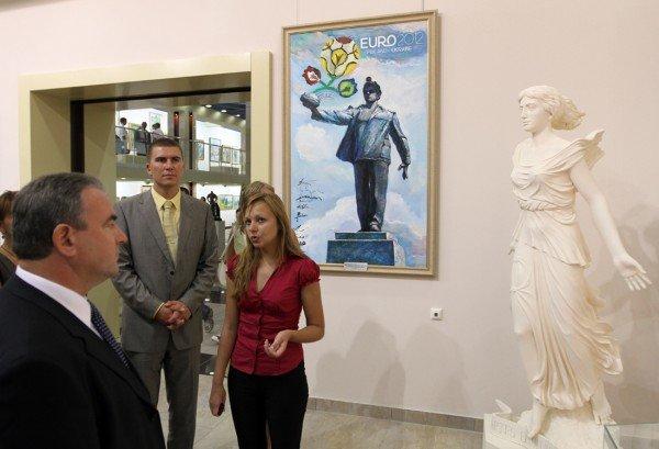В Донецке открыли выставочный центр «АртДонбасс» (фото), фото-9