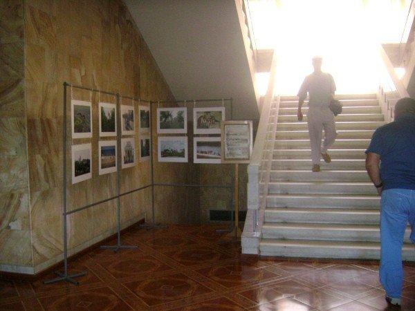 В Одесской ОГА фотовыставка (фото), фото-1