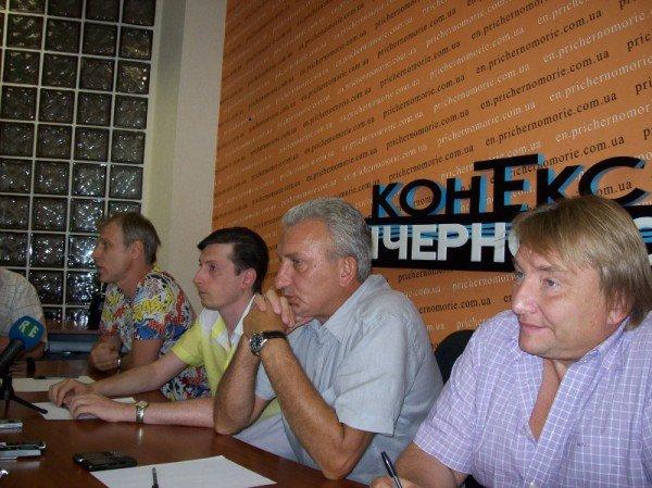 Одесские КВН-щики не пустили в жюри на свой финал местных политиков (фото), фото-1