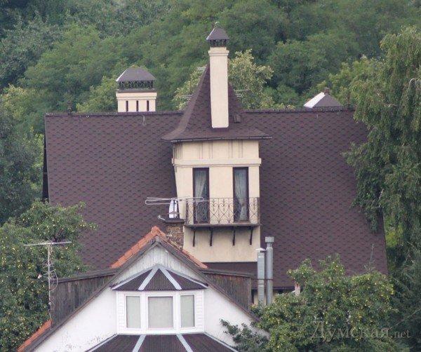 Журналисты обнаружили в элитном районе Киева дом Костусева? (фото), фото-2