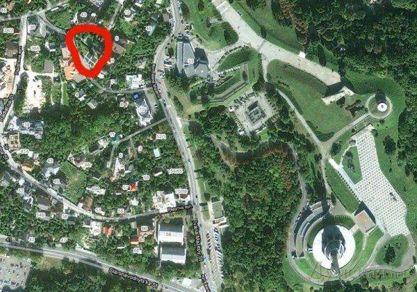Журналисты обнаружили в элитном районе Киева дом Костусева? (фото), фото-4