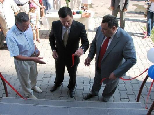 Костусев обрадовал новоселов на поселке Котовского (фото), фото-2