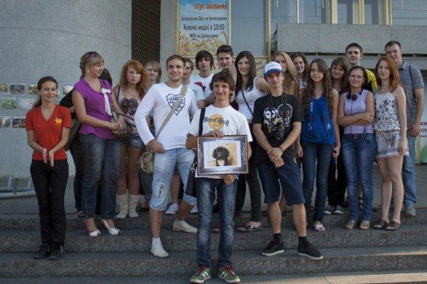Молодіжний фотоконкурс у Бердичеві. Фото, фото-1