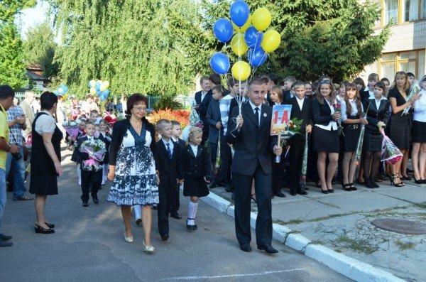 Навчальний рік у Житомирі розпочато!, фото-6