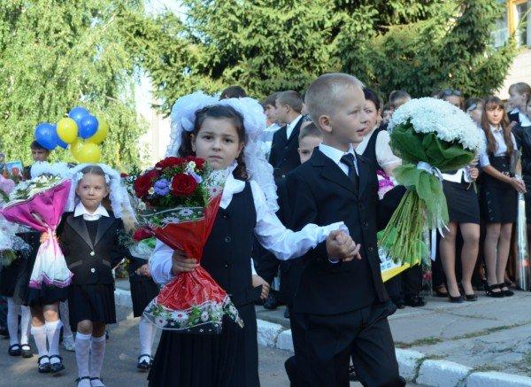 Навчальний рік у Житомирі розпочато!, фото-7