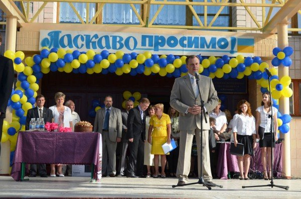 Навчальний рік у Житомирі розпочато!, фото-1