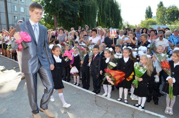 Навчальний рік у Житомирі розпочато!, фото-8