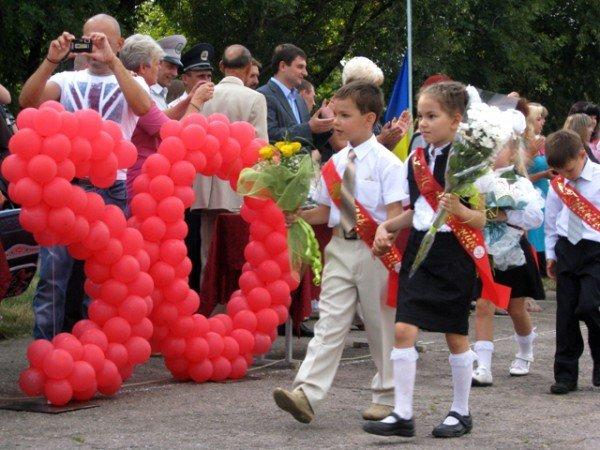 Двум школам в Горловке исполнилось по 50 лет, фото-8