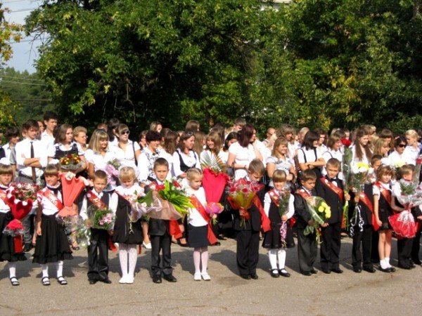 Двум школам в Горловке исполнилось по 50 лет, фото-2