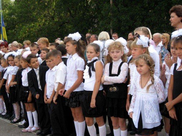 Двум школам в Горловке исполнилось по 50 лет, фото-3