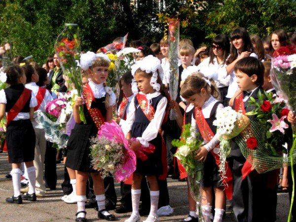 Двум школам в Горловке исполнилось по 50 лет, фото-5