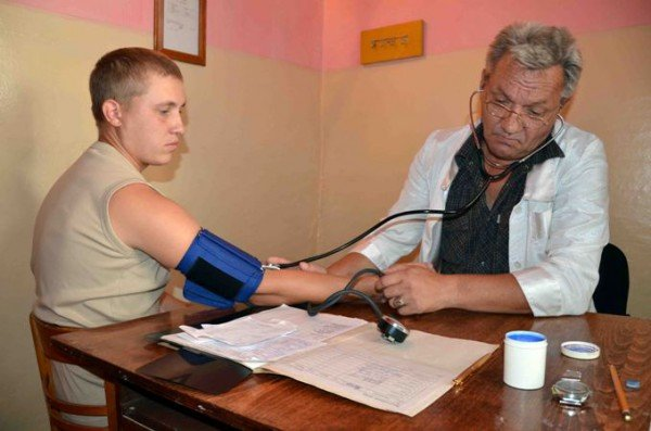 Только 60% молодых крымчан приходят на призывные пункты (фото), фото-3