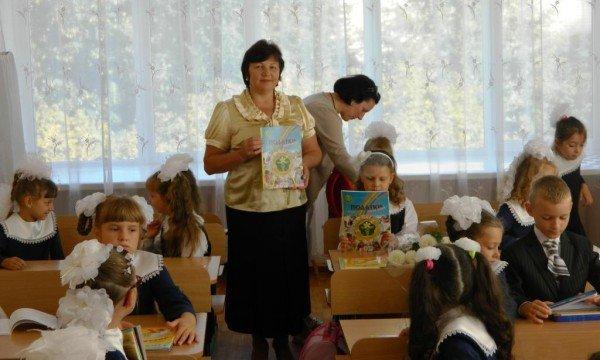 День знань не пройшов осторонь податківців Житомирщини, фото-1