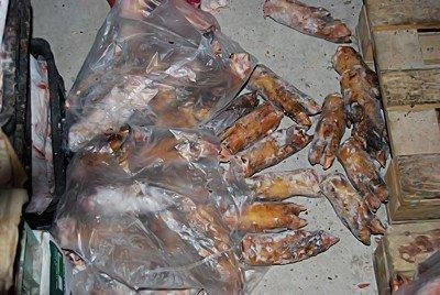 На Луганщине сотрудники ветмилиции изъяли опасную мясную продукцию (фото), фото-3