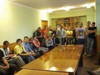 В Житомирі обговорили особливості сезону 2011/2012 чемпіонату міста з футзалу, фото-1