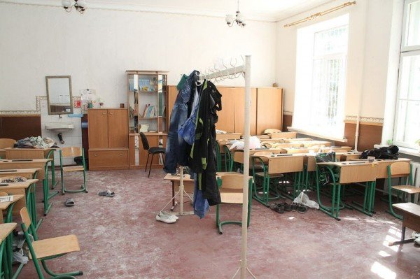 Учебный процесс сорвал незавершенный ремонт, фото-1