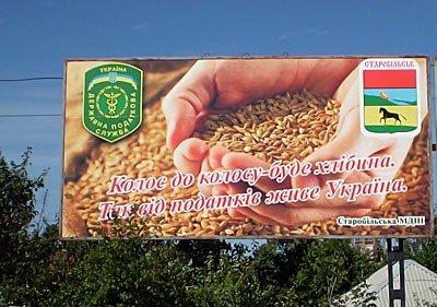 Социальная реклама на билбордах Луганщины призывает платить налоги (фото), фото-2