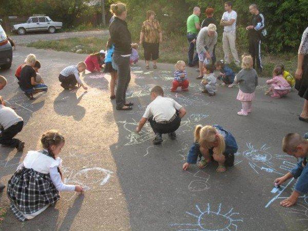 В Горловке 80-летний юбилей отпраздновал поселок Воробьевка, фото-3