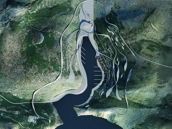 Набережной Балаклавы добавят второй и подводный уровни (фото), фото-2