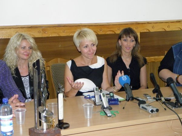 «Дівчата з Житомира» знову стали лауреатами Юрмальського фестивалю «Голосящий КИВИН», фото-2