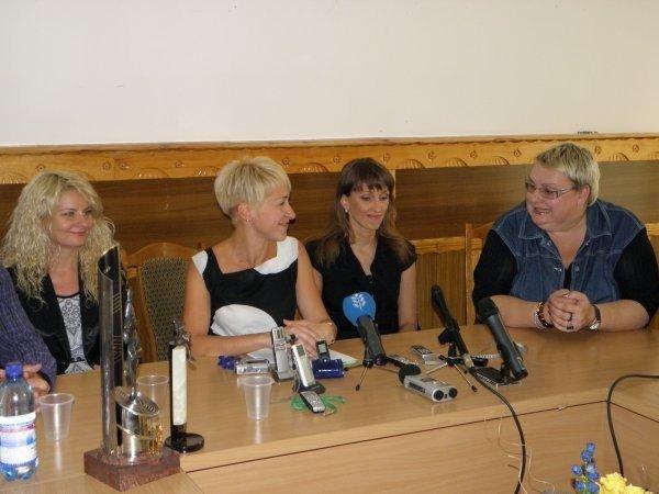 «Дівчата з Житомира» знову стали лауреатами Юрмальського фестивалю «Голосящий КИВИН», фото-3
