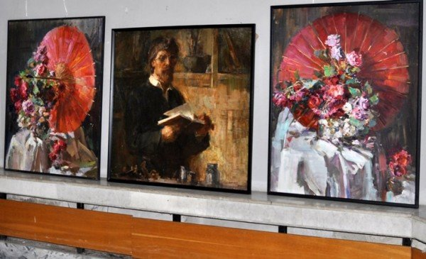 В Симферополе открылась выставка Виктора Волкова (фото), фото-1