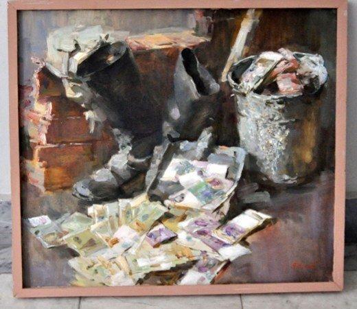 В Симферополе открылась выставка Виктора Волкова (фото), фото-4