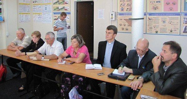 У Житомирі об'єдналися  релігійні громади  проти свавілля влади, фото-1