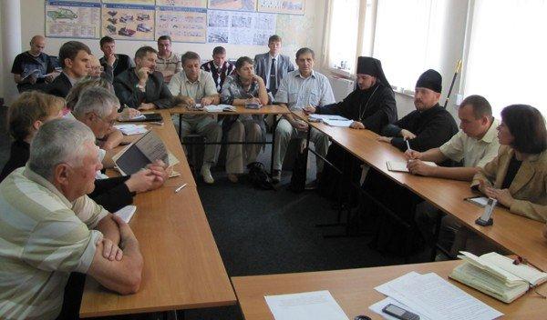 У Житомирі об'єдналися  релігійні громади  проти свавілля влади, фото-2