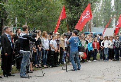 Памятник Пархоменко в Луганске перенесен на новое место (фото), фото-2
