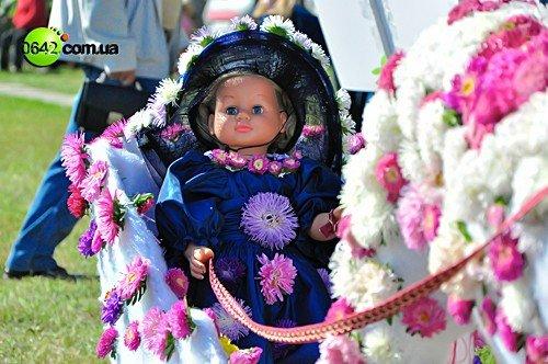День города в Луганске начался с выставки цветов (фото), фото-8