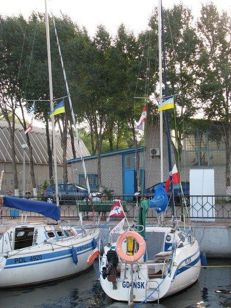 Польские яхтсмены были неприятно удивлены ценами на запорожскую шлюзовку (ФОТО), фото-6