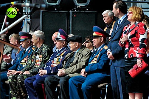 Праздничное шествие открыло торжественные мероприятия посвященные 216-й годовщине Луганска (фото), фото-5