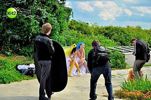 В День города состоялся первый в Луганске «Парад невест» (фото), фото-8