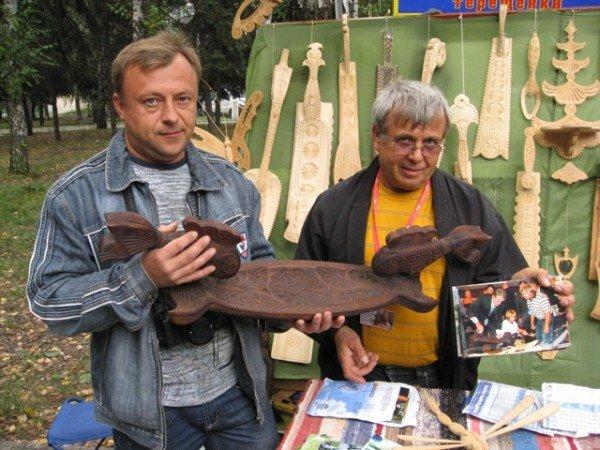 Народные умельцы с Восточной Украины съехались на юбилей Артемовска, фото-1