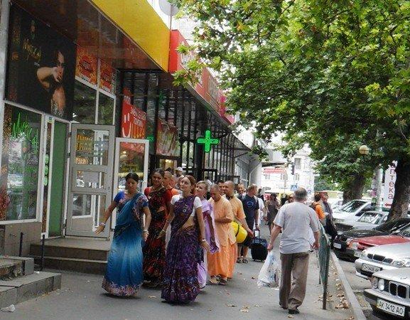В Крым съехались кришнаиты со всего мира (фото), фото-1