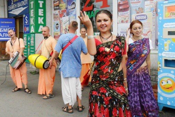 В Крым съехались кришнаиты со всего мира (фото), фото-4