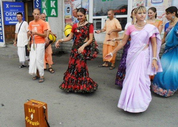 В Крым съехались кришнаиты со всего мира (фото), фото-5